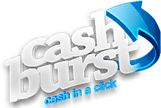cash burst logo