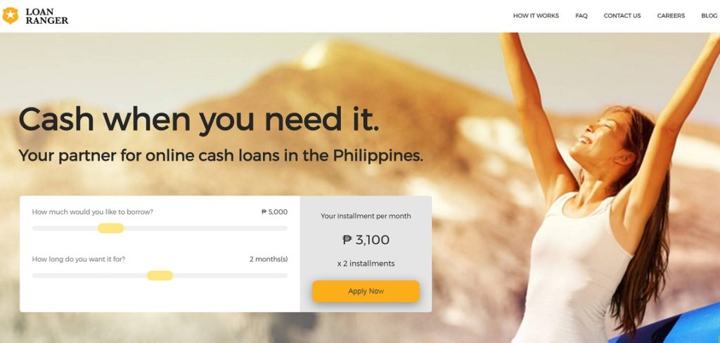 Loan Ranger Philippines — Personal Loan Lenders
